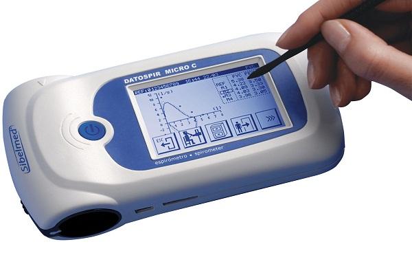 Espirometrook