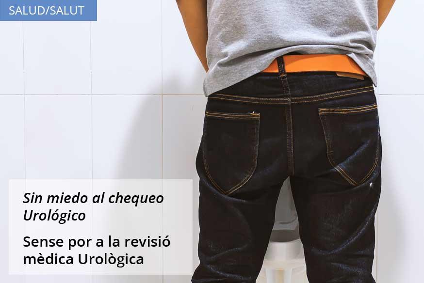 chequeo periódico urológico